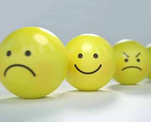 emociones básicas psicología